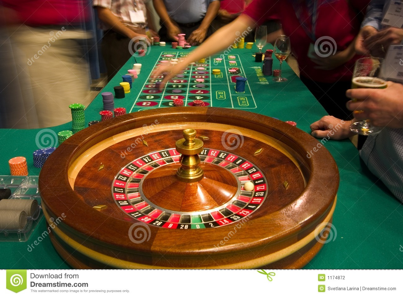 roulette table stock photo image of gamble jackpot hands 1174872. Black Bedroom Furniture Sets. Home Design Ideas