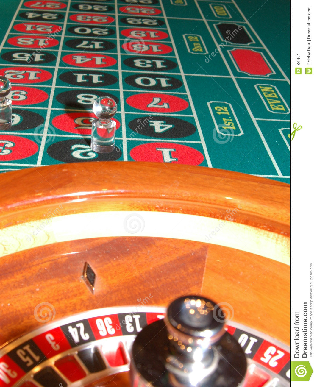 Roulette Table 6