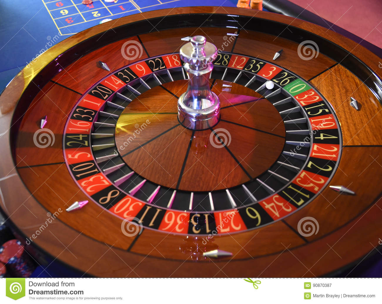 Roulette Wheel Gambling Editorial Photography Image Of Leisure 90870387