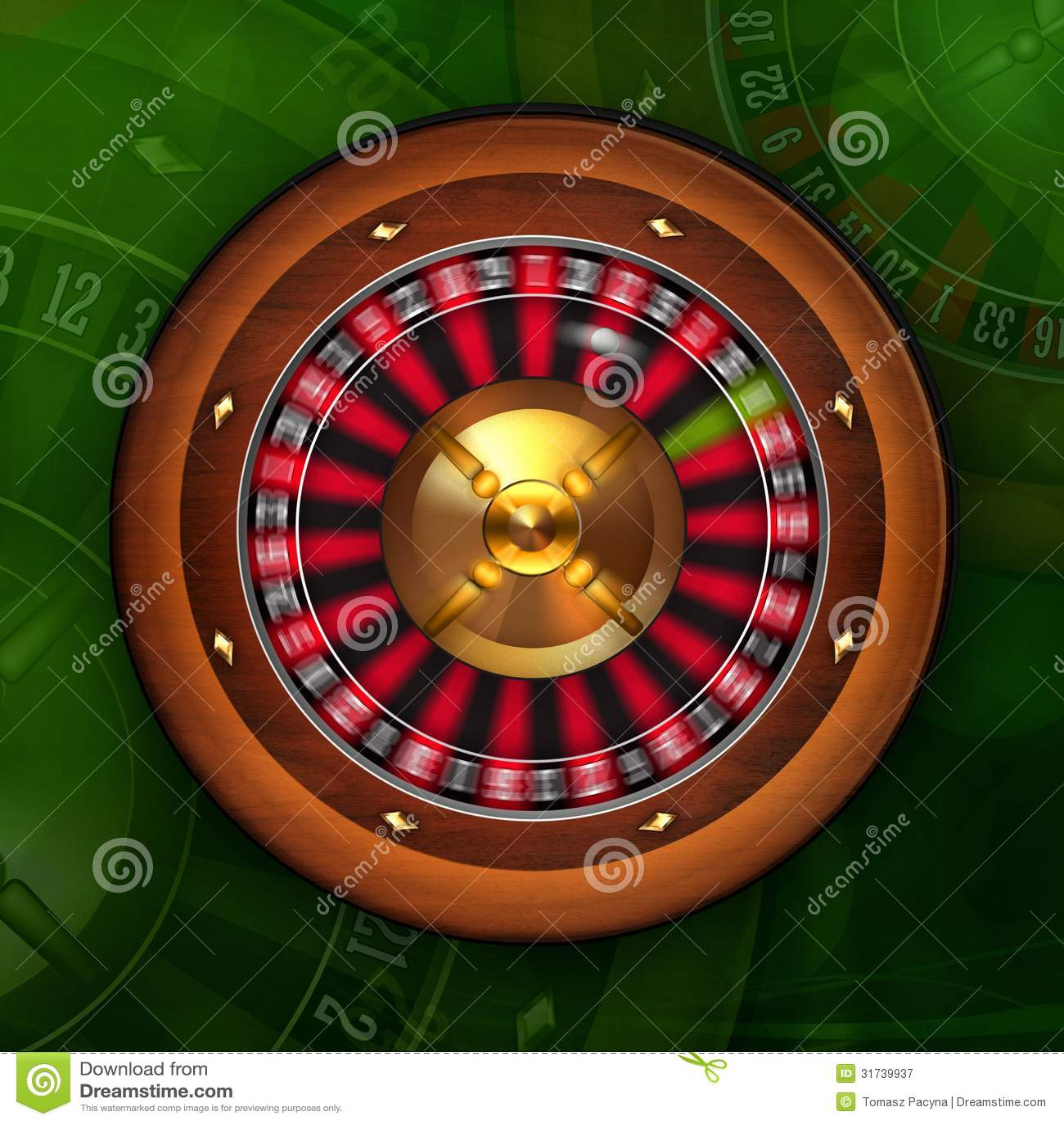 Free online roulette spinner