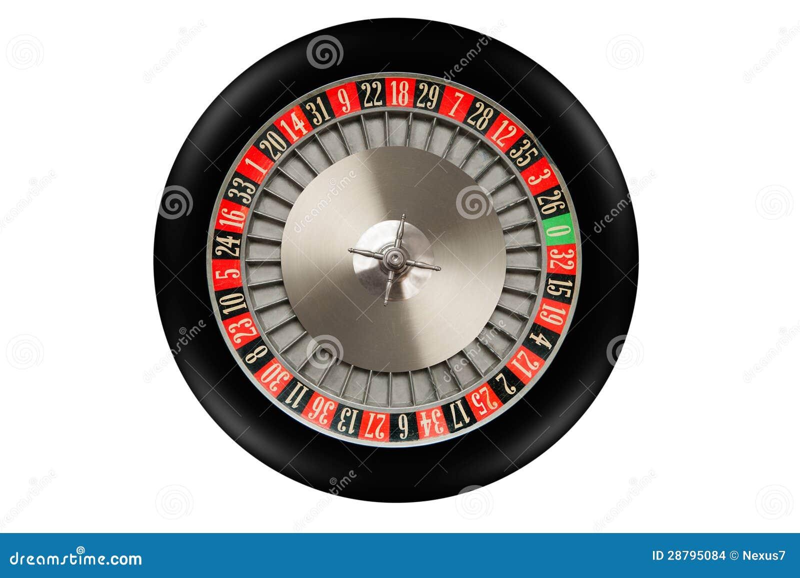 roulette rad bild