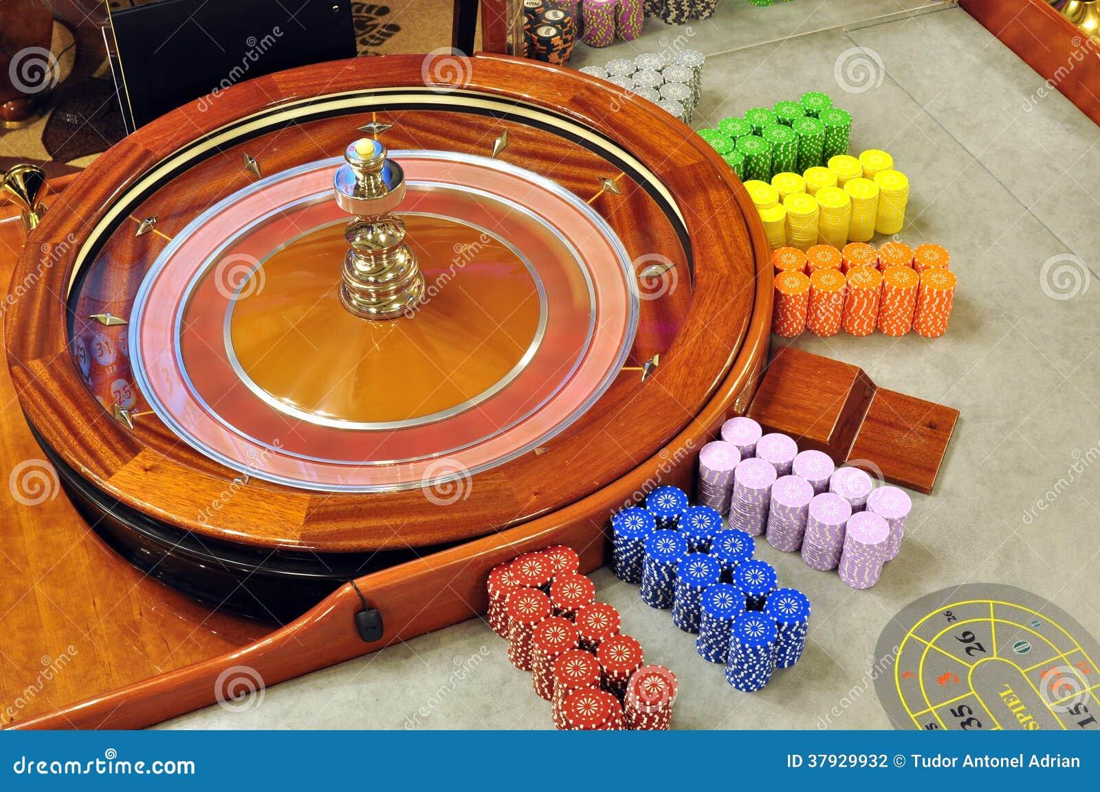 Roulettewiel