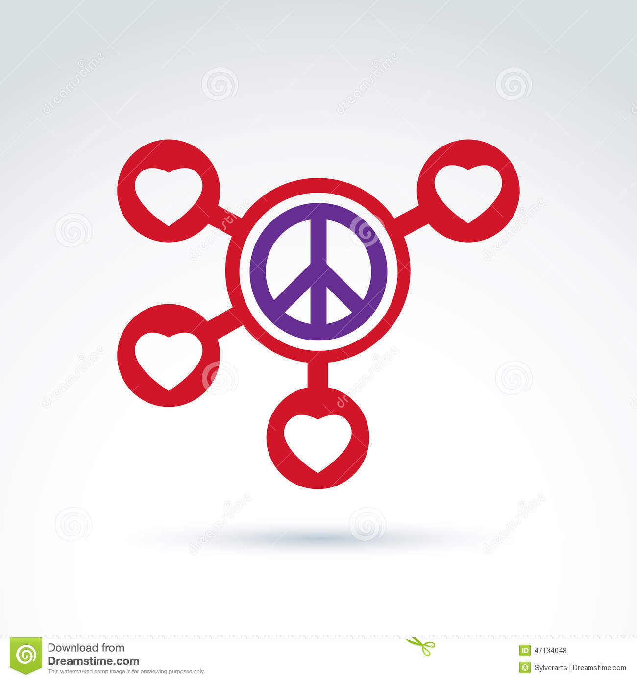 Round antiwar and love vector connected icons peace and loving round antiwar and love vector connected icons peace and loving biocorpaavc Choice Image