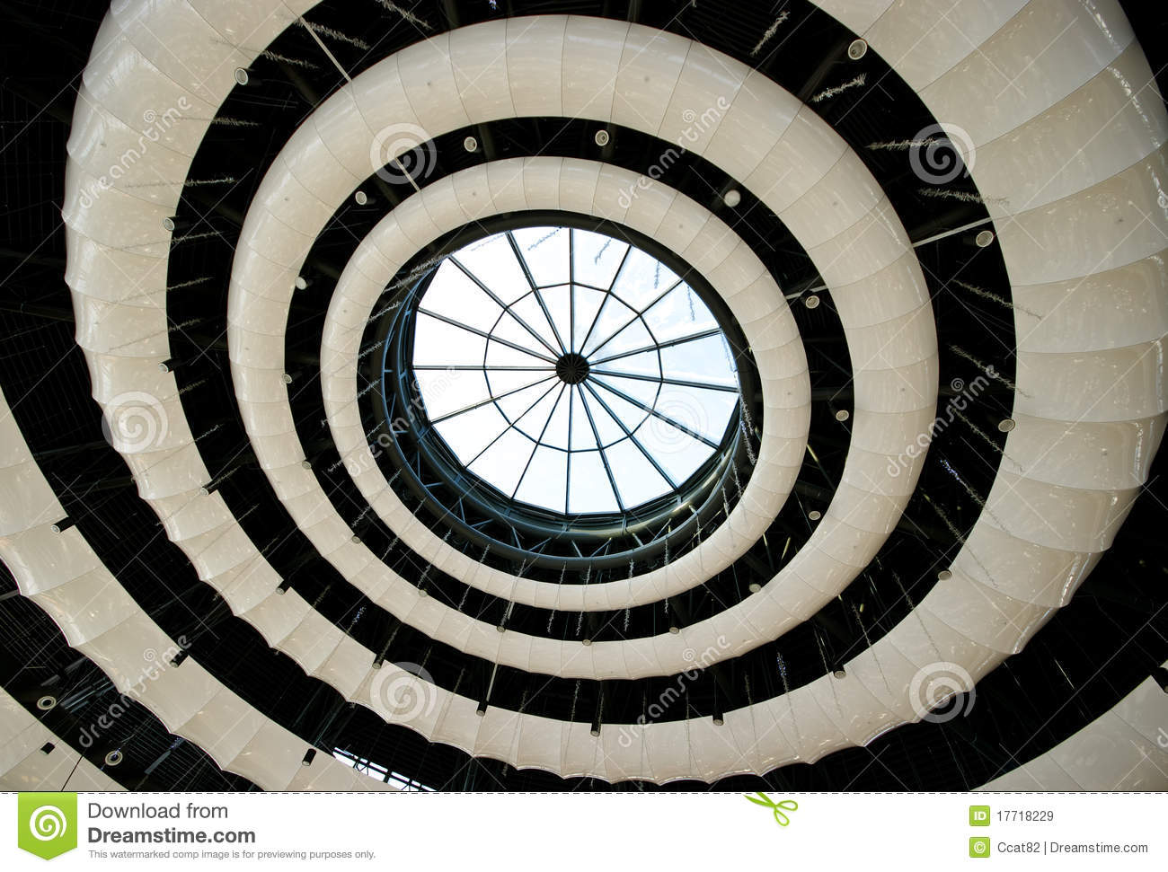 round ceiling royalty free stock images image 17718229