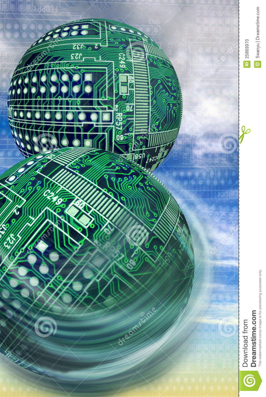 round circuit boards stock photo image of processor 25869970 rh dreamstime com Round Circuit Board ED1 Round Circuit Board Notch