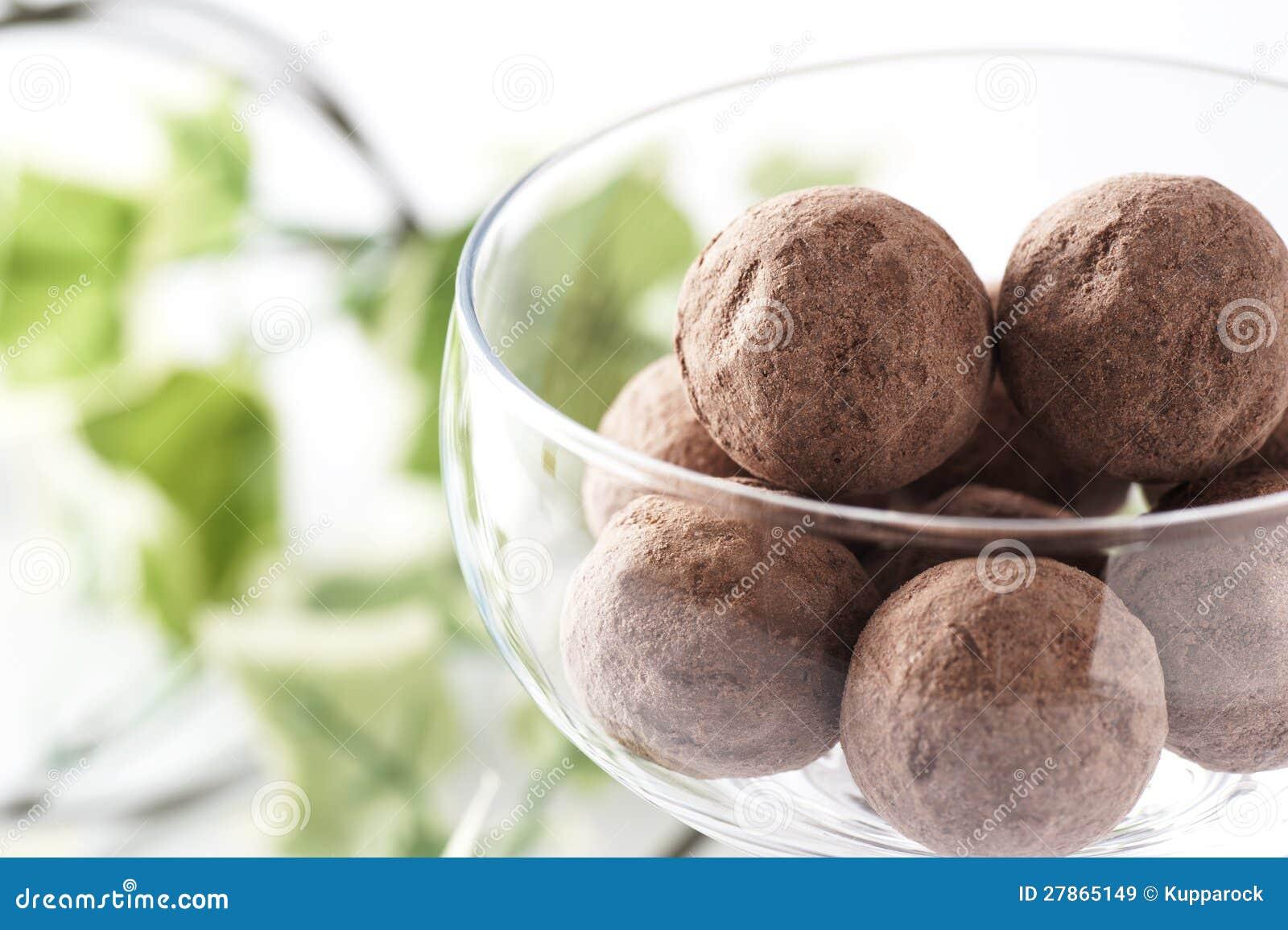 Round czekolada