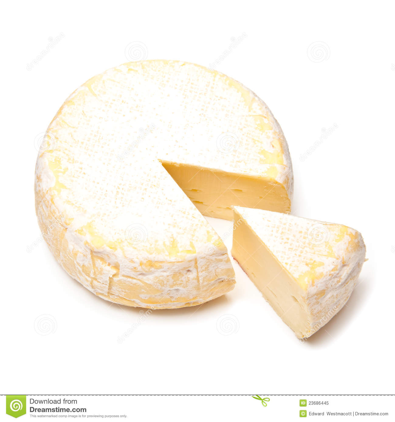 Round French Reblochon Cheese Royalty Free Stock Photo - Image ...