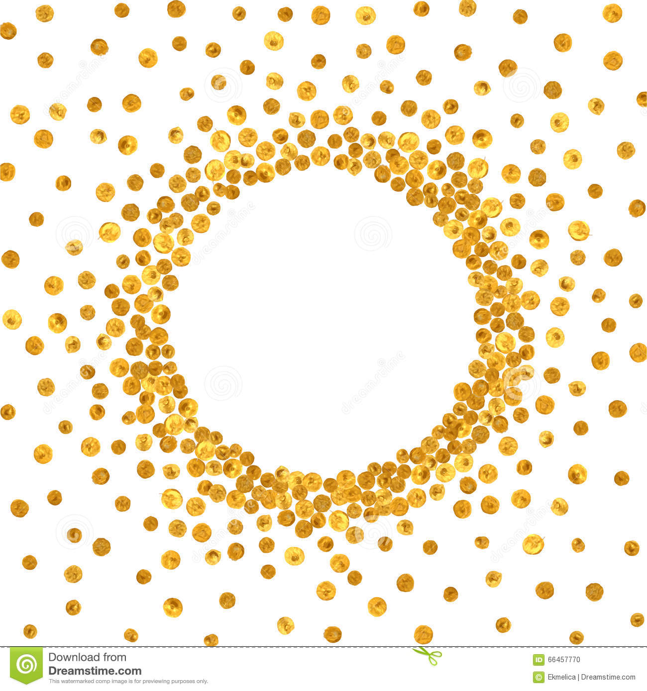gold frame border design. round gold frame or border. border design s