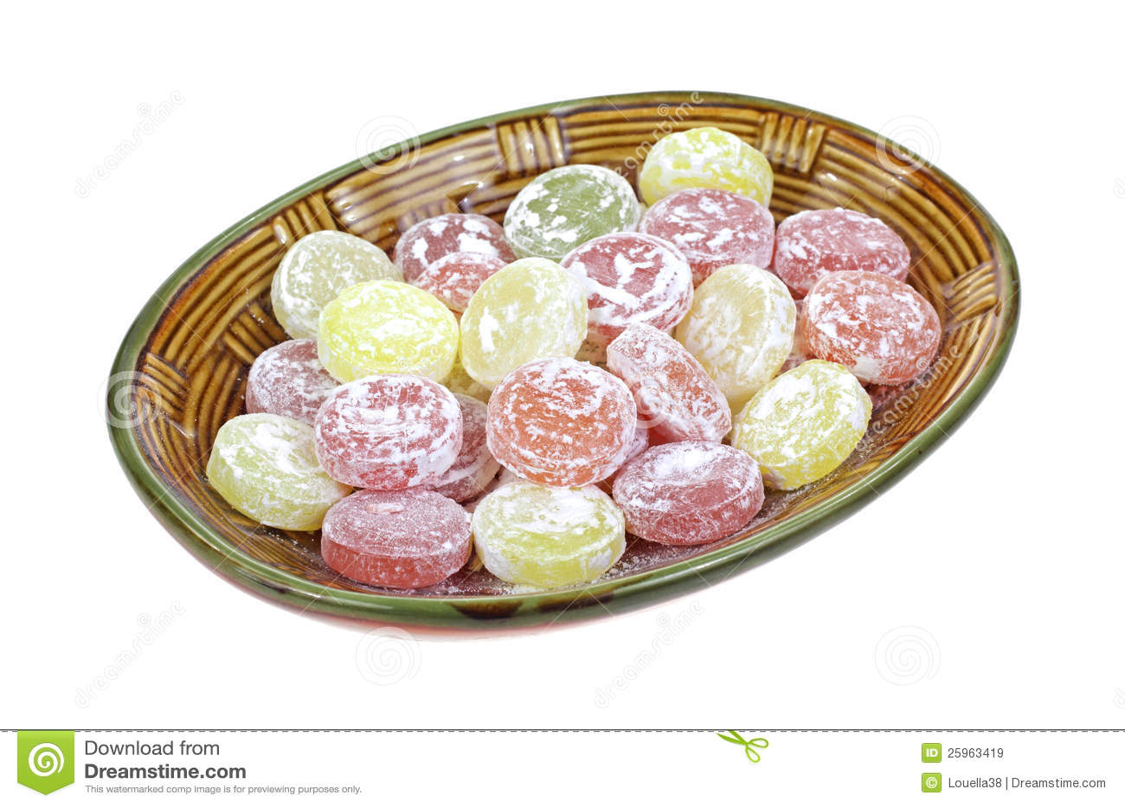 Round Hard Candy Dish Angle Royalty Free Stock Images  : round hard candy dish angle 25963419 from www.dreamstime.com size 1300 x 948 jpeg 155kB