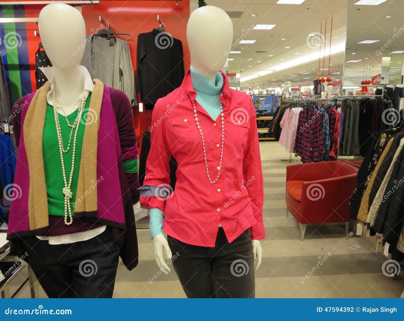 A roupa das mulheres as mais atrasadas