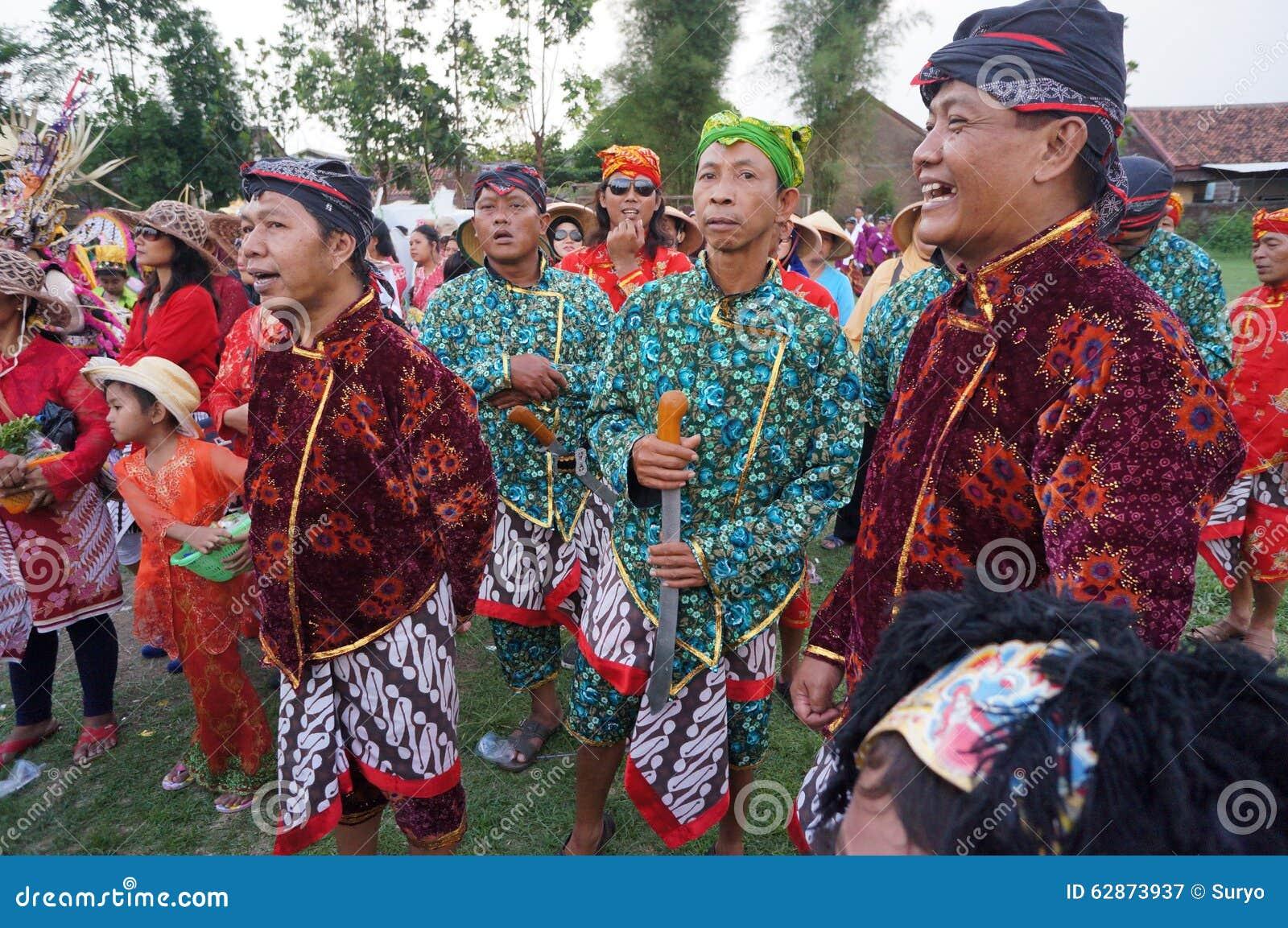 Roupa do Javanese