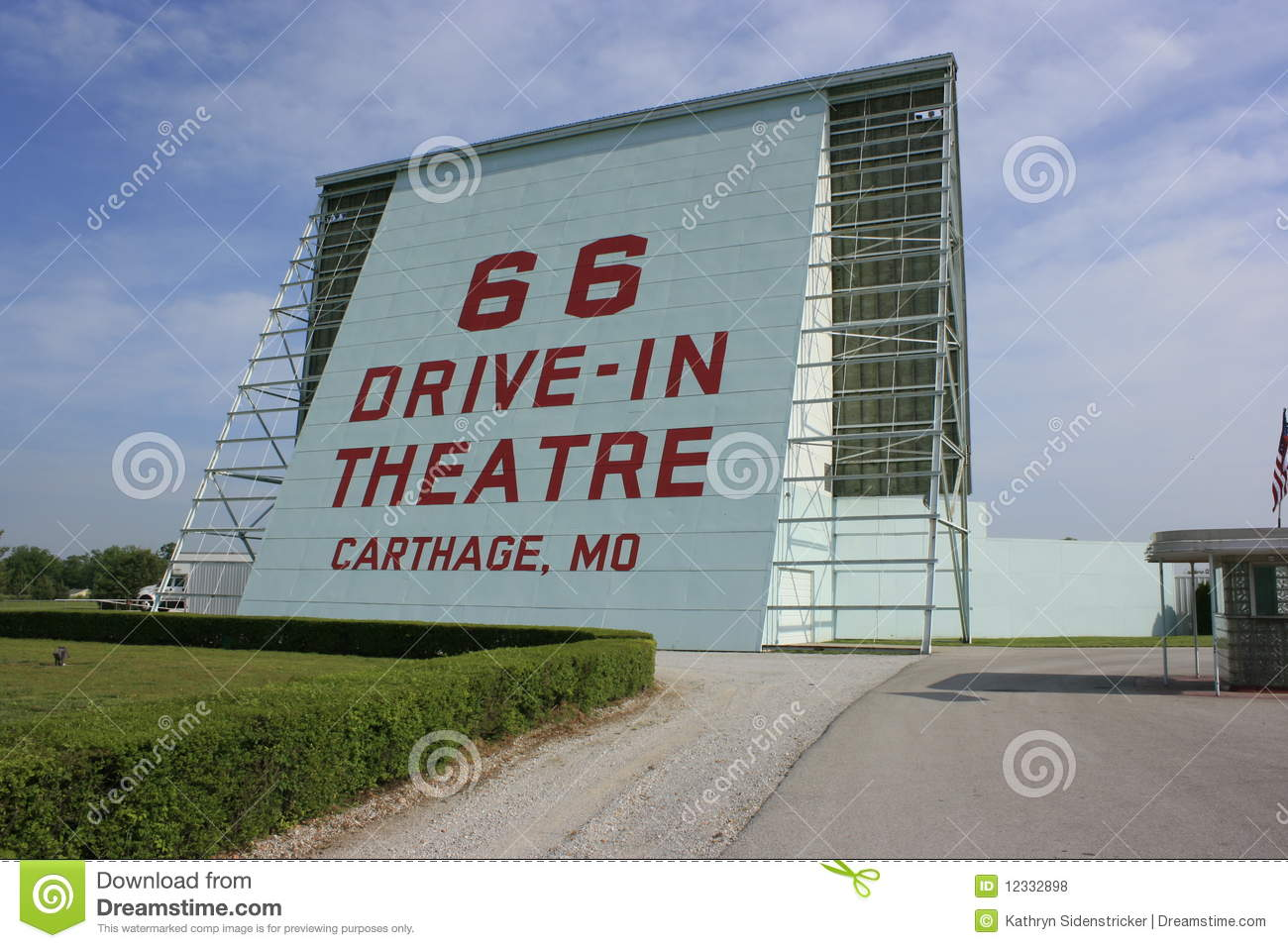 How to Start a Drive-in Movie Theater