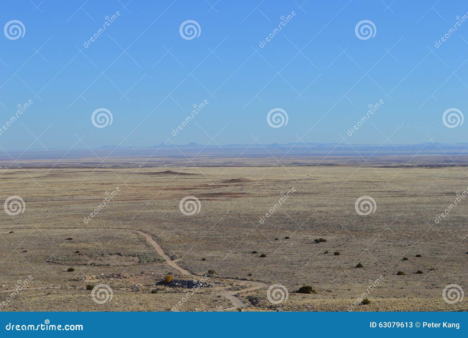 Download Route Arizona de désert image stock. Image du raboteux - 63079613
