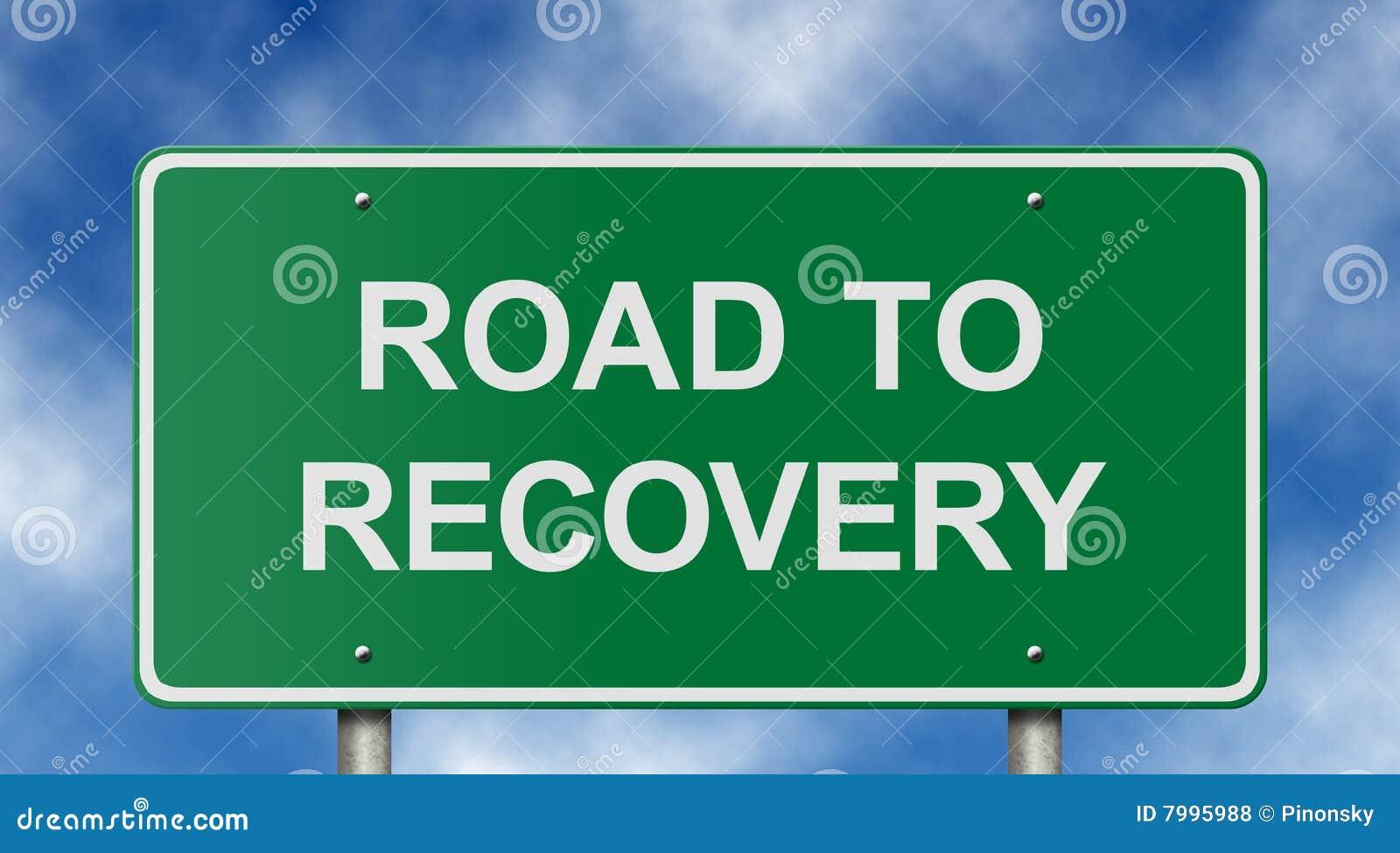 Route au signe de reprise