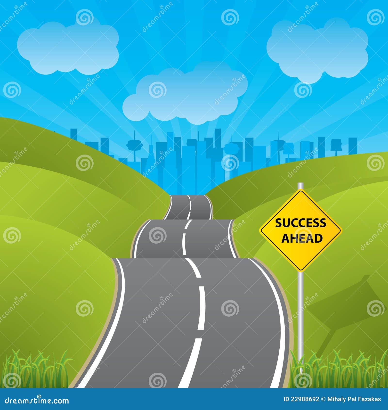 Route aux succes