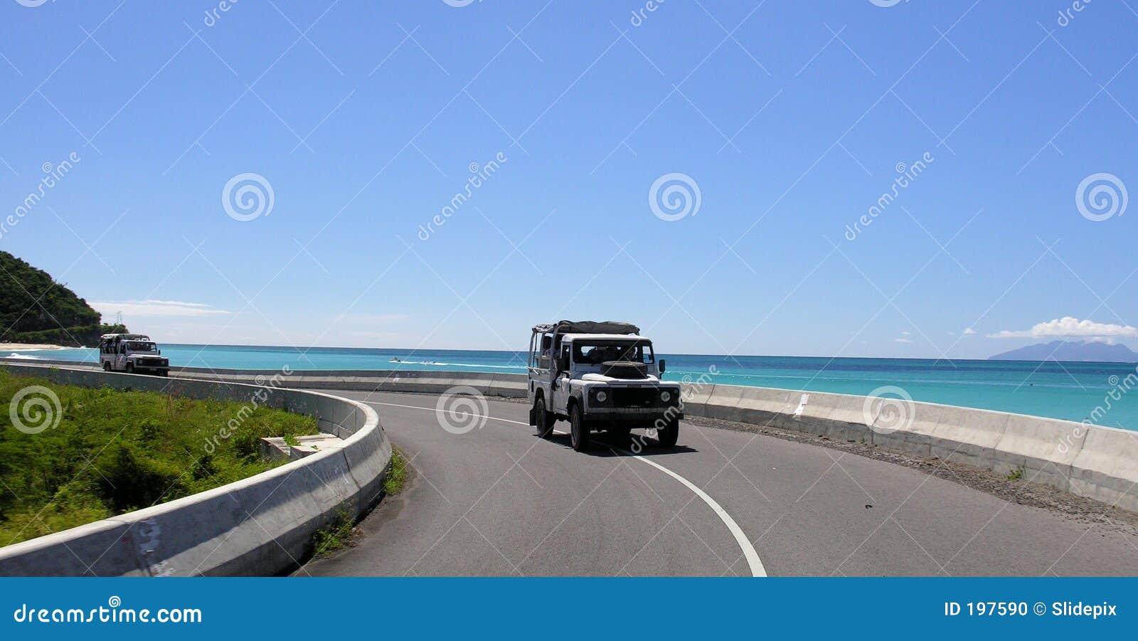 Route côtière