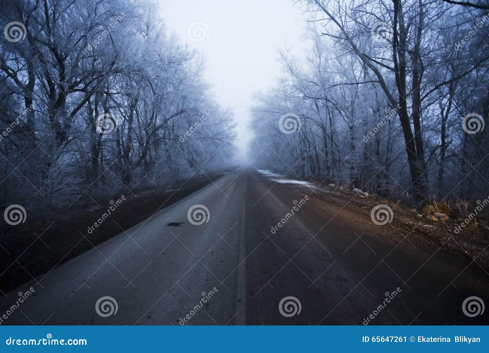 Route de l hiver