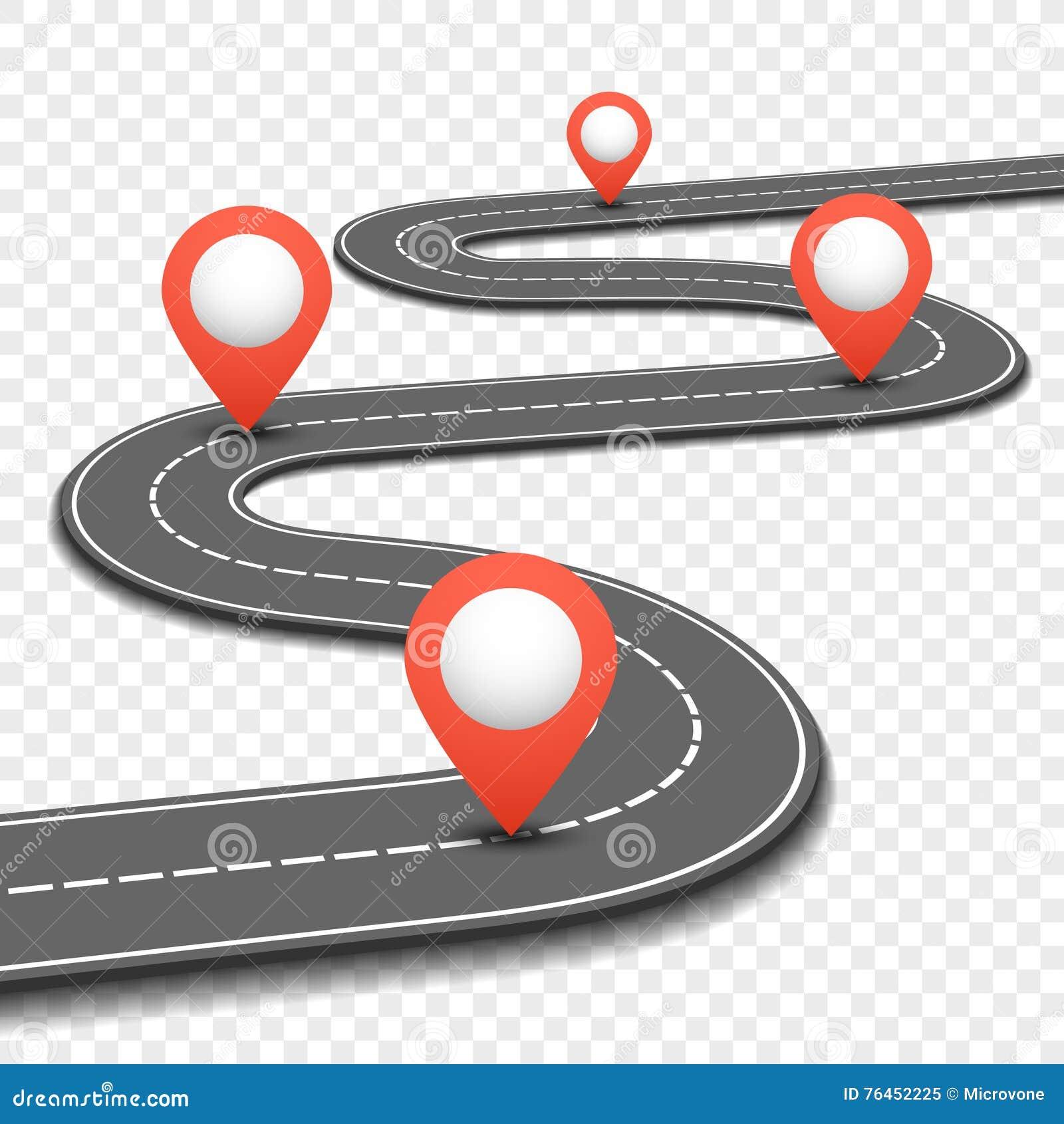 Route de voiture, rue, calibre de vecteur de conception d infographics de feuille de route d affaires de route