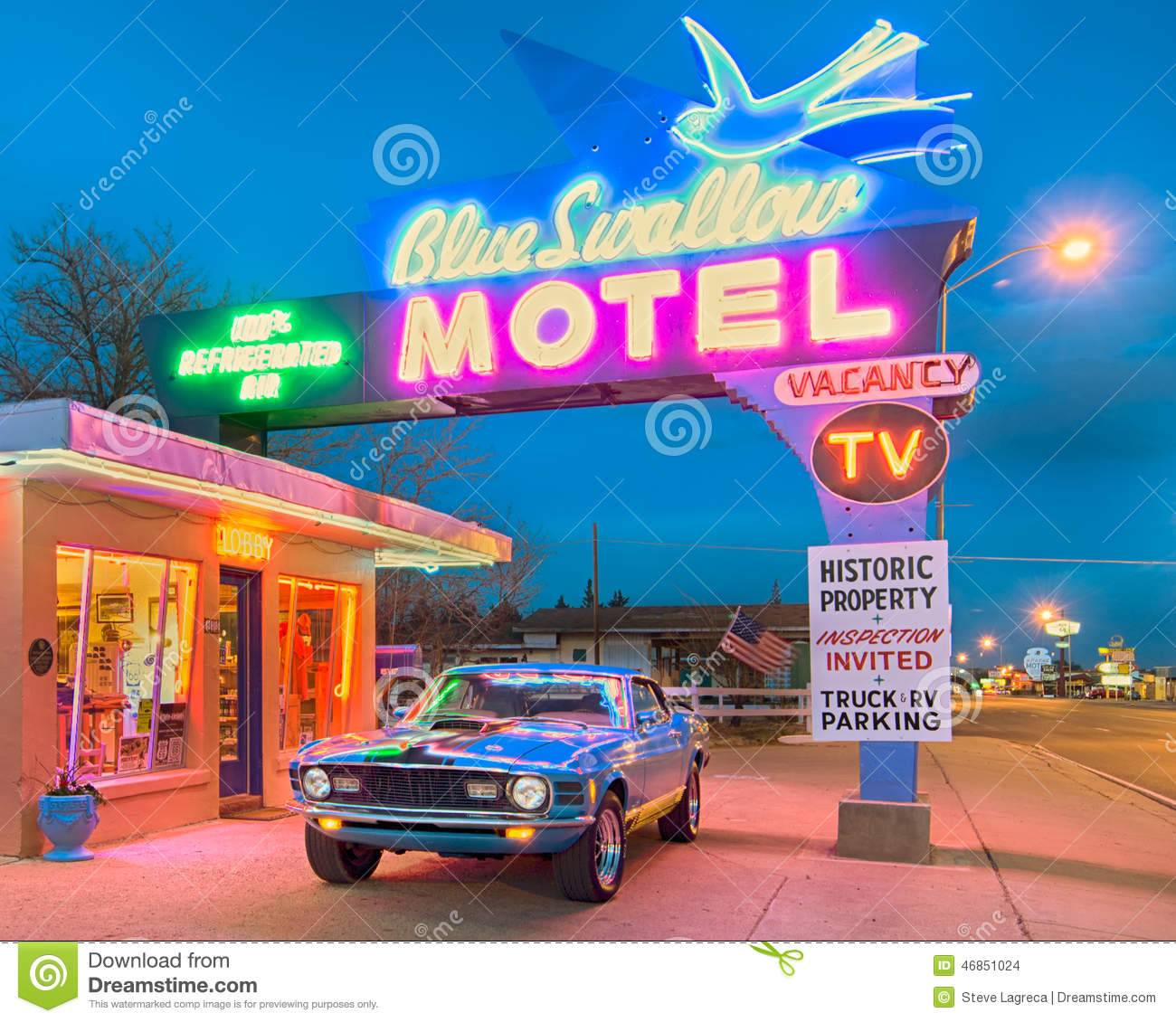 Group Of Blue Swallow Motel Sign Wiring Diagram Glenn Nagel Photography