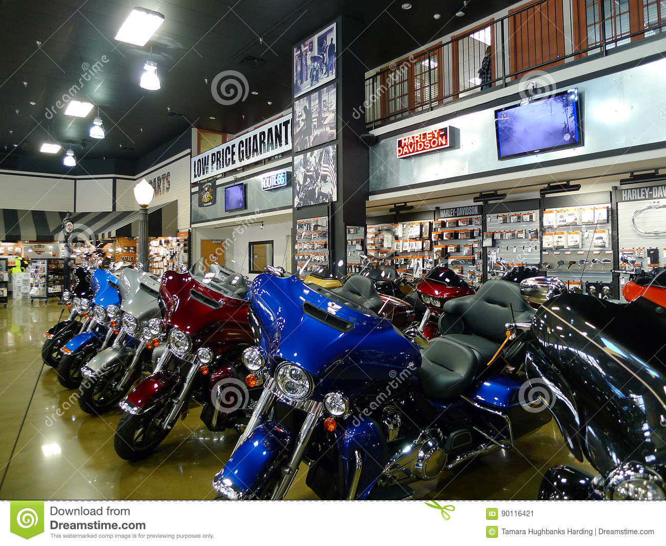 Tulsa Car Dealerships >> Route 66 Harley Davidson In Tulsa Oklahoma Display Of