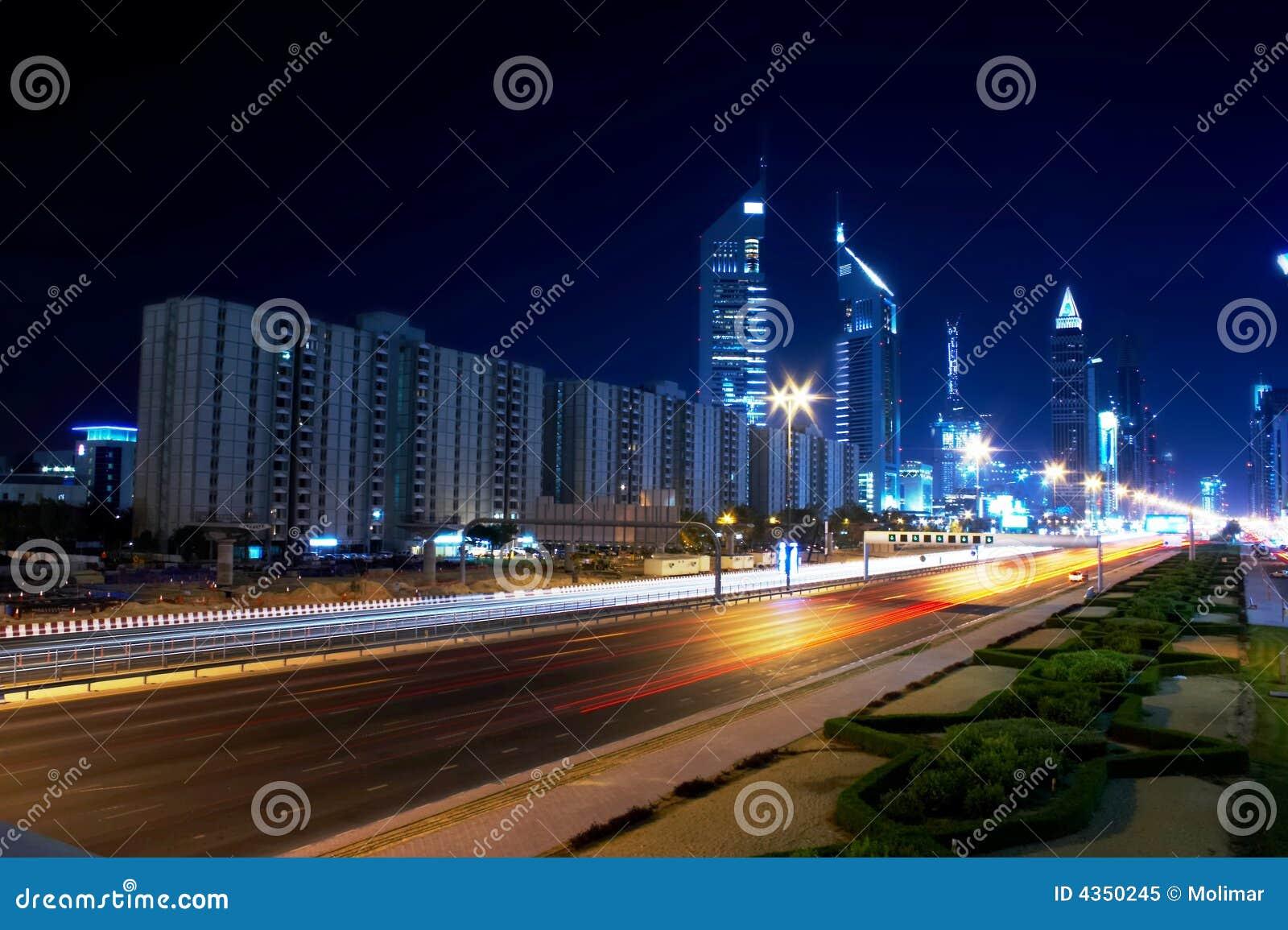 Route zayed par cheik