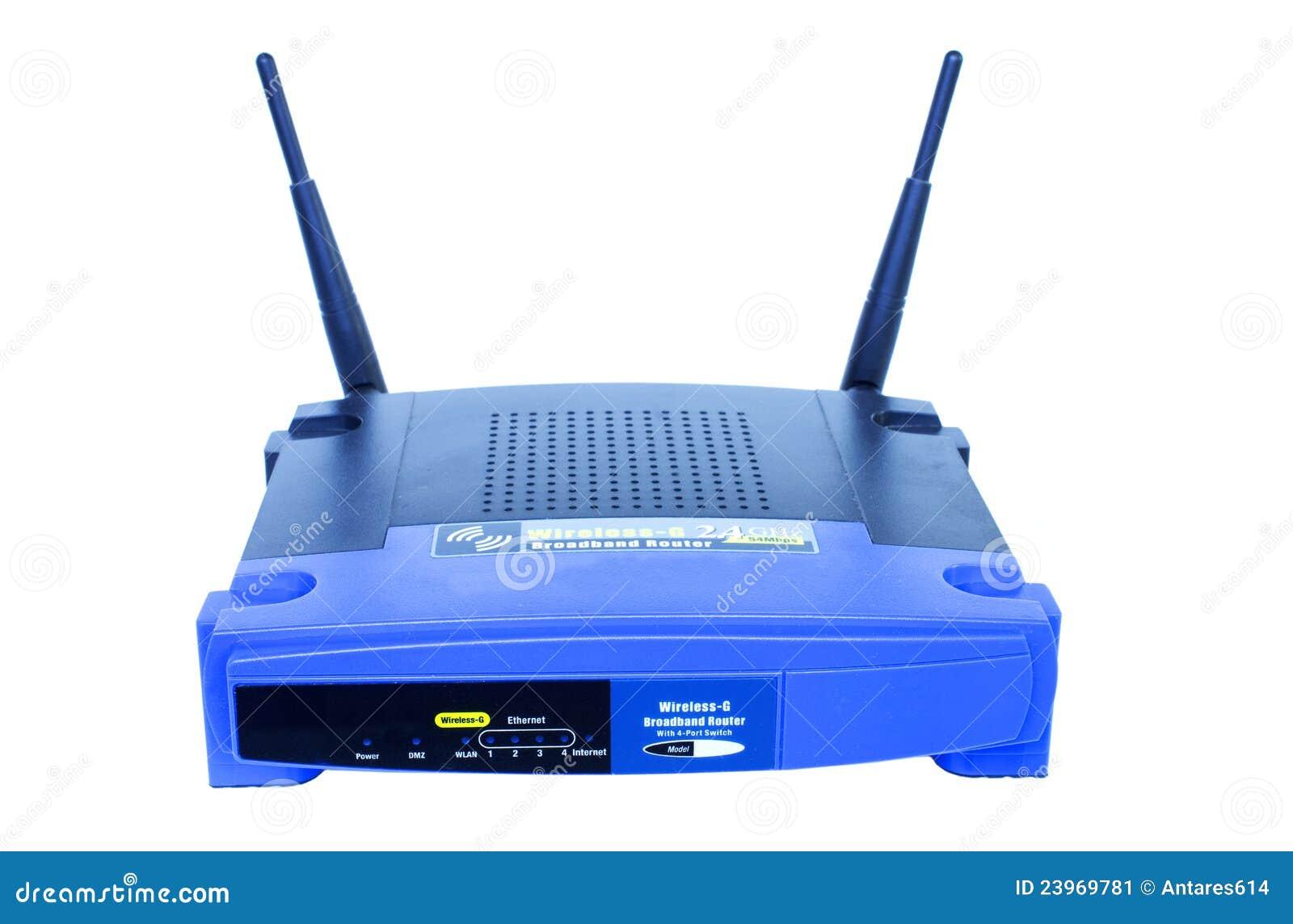 Router sem fio