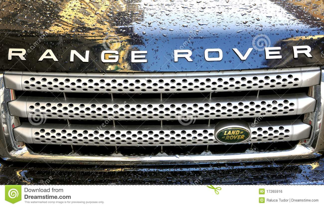 Rover Car Logo Editorial Photo Image Of Detail Famous 17265916