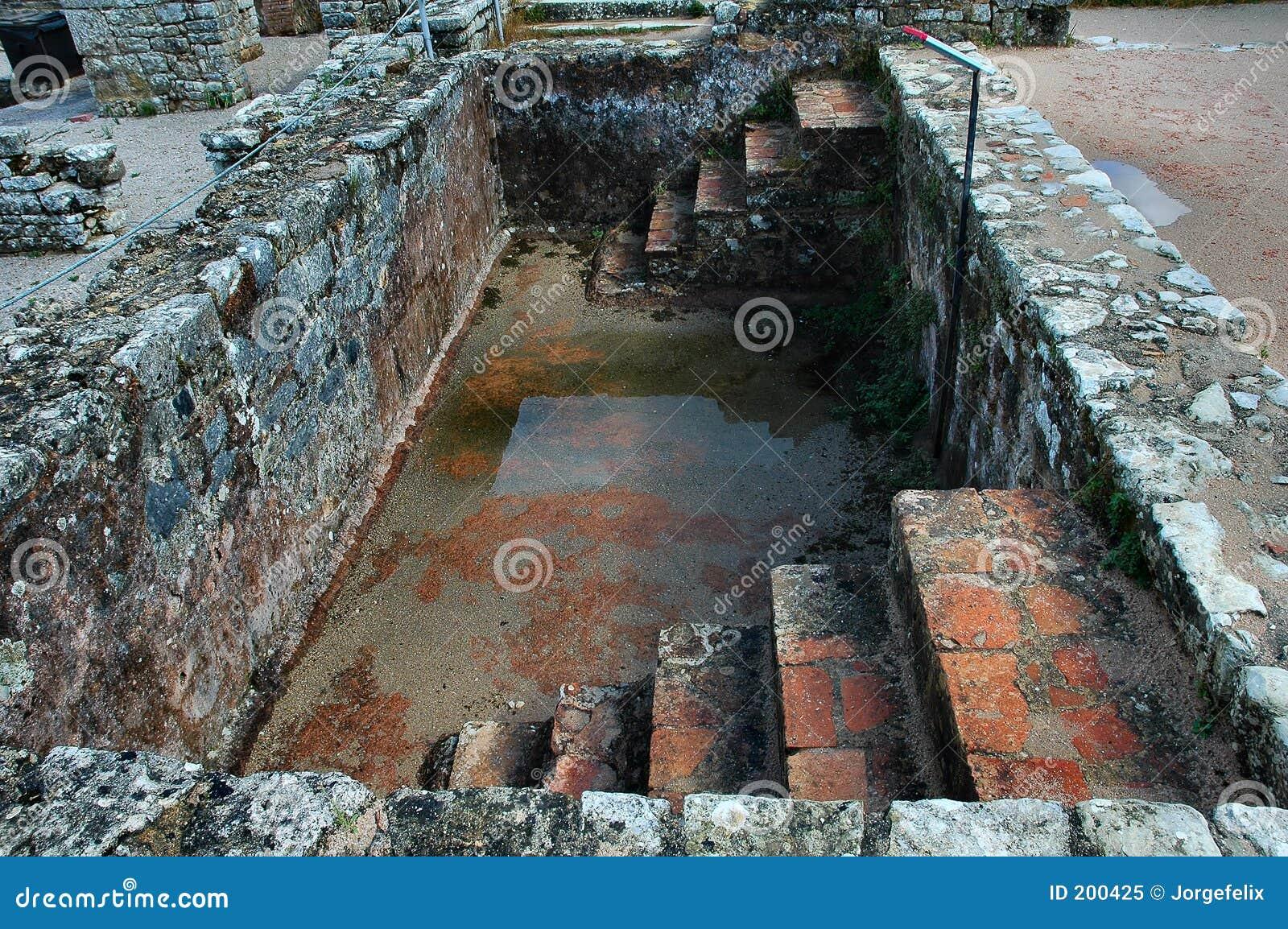 Rovine romane - raggruppamento