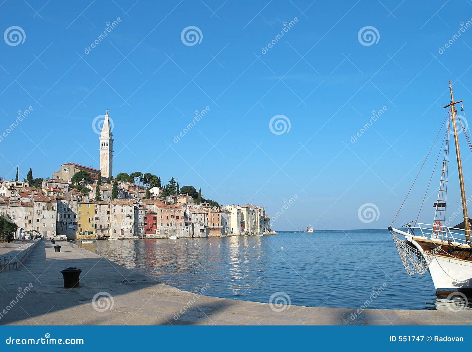 Rovinj, Kroatië