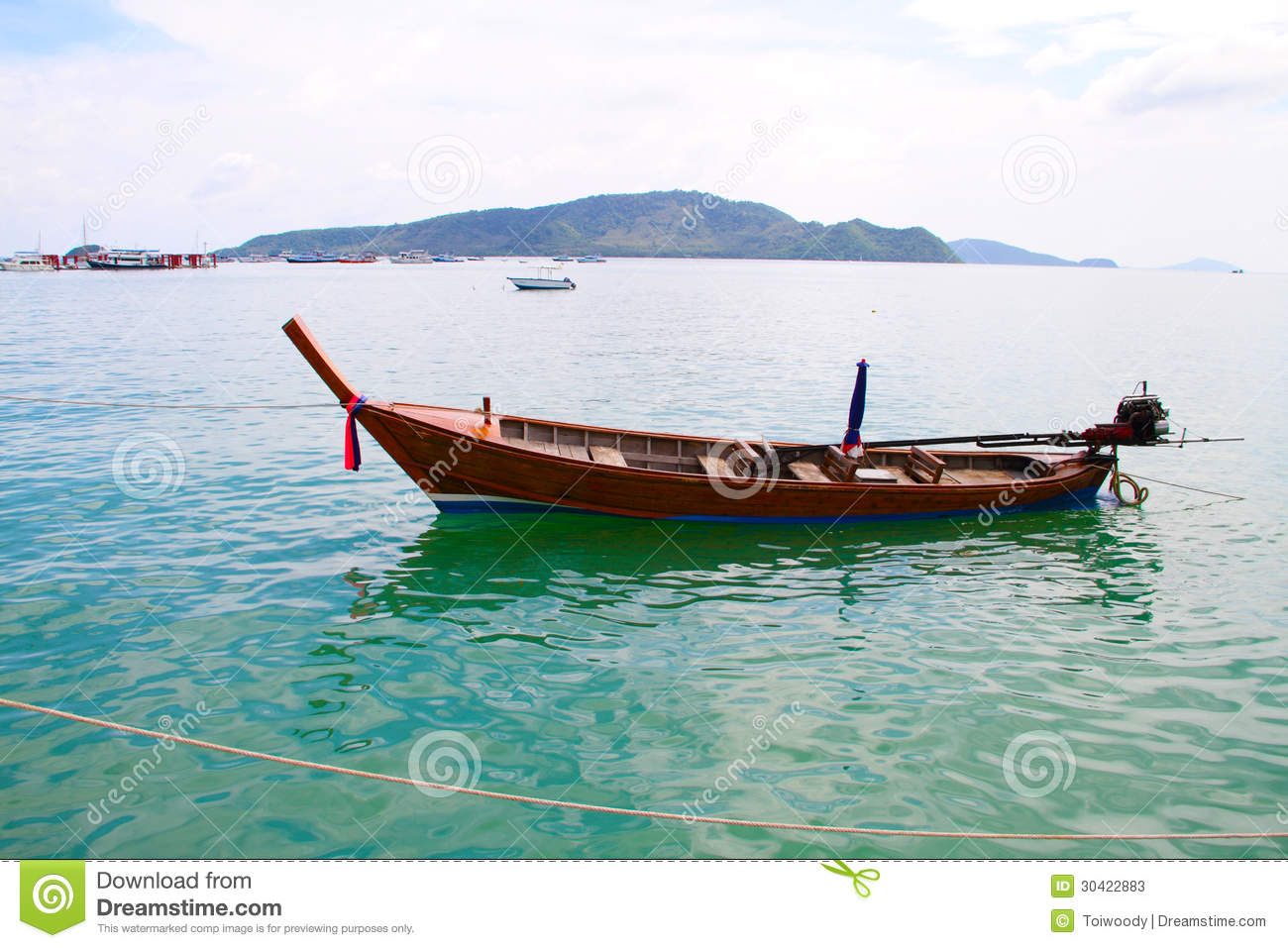 Row Boat Stock Photos - Image: 30422883