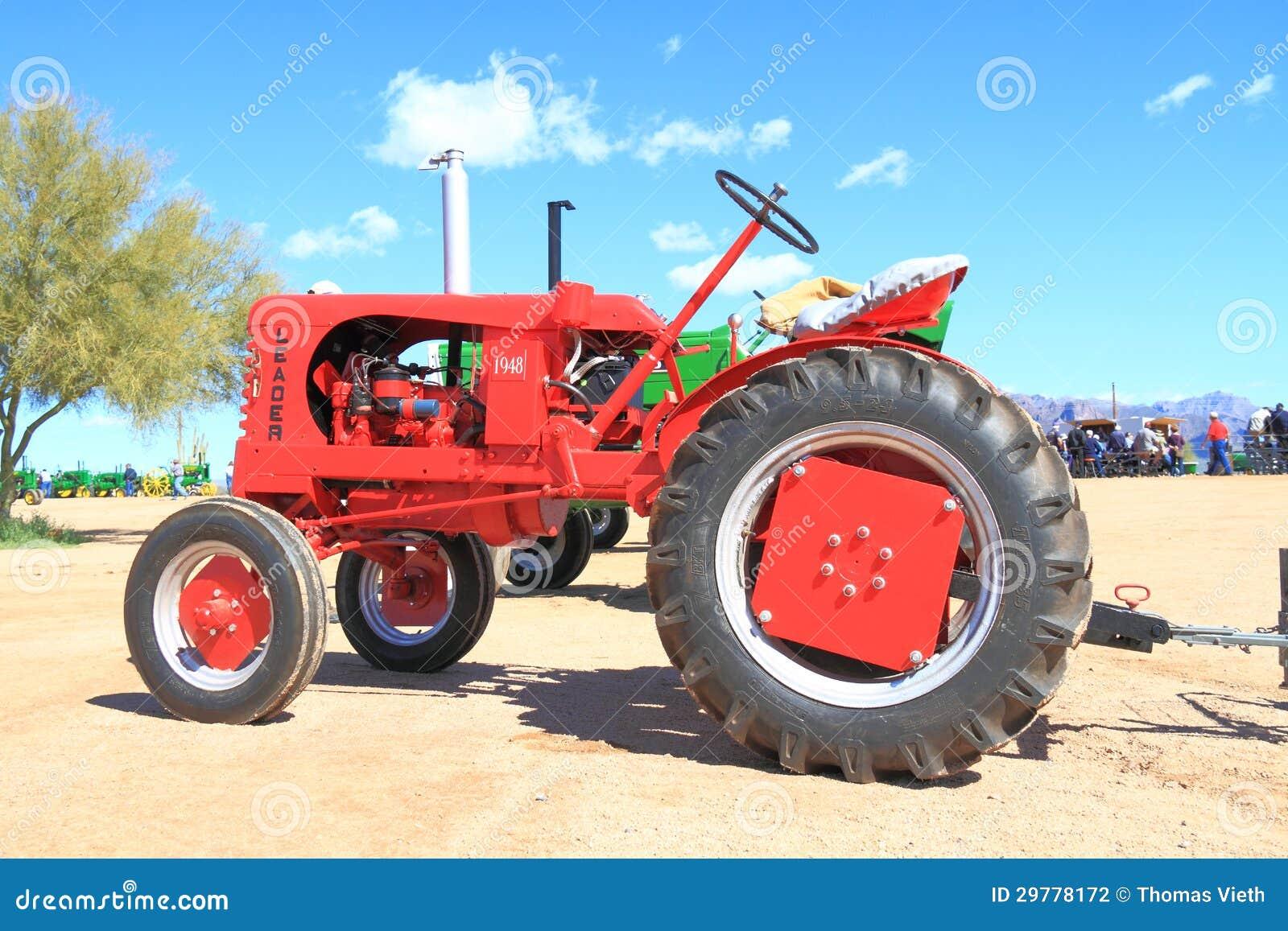 Antique Tractors In Ohio : Antique american tractor leader editorial