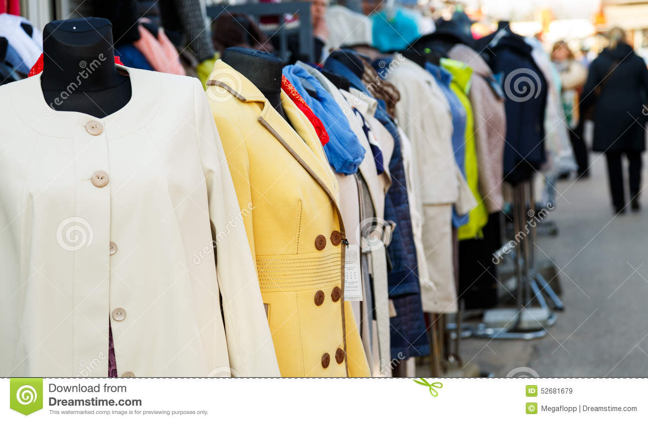 Buy The Row Clothing Line At Wholesale Row of mannequins with