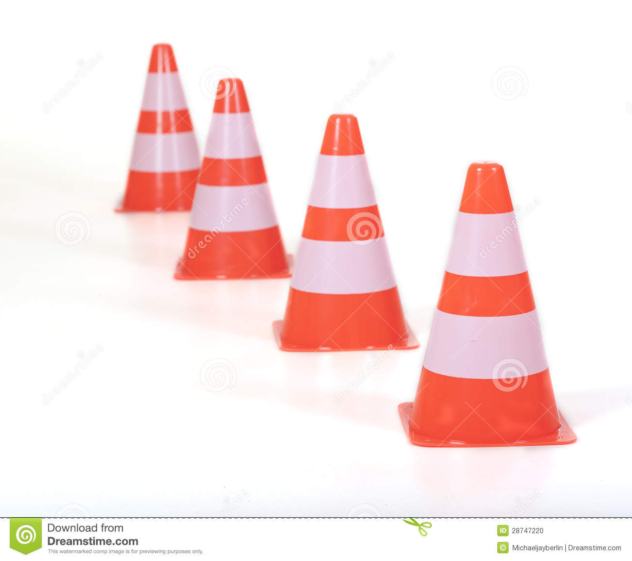 Traffic safety cones and barrel, Retractable belt cone topper ...