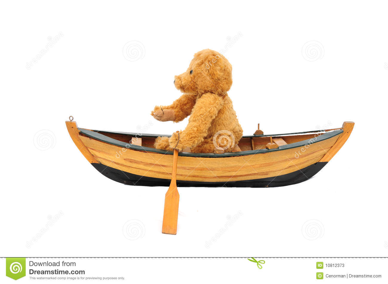 Row Your Boat Stock Photos - Image: 10812373