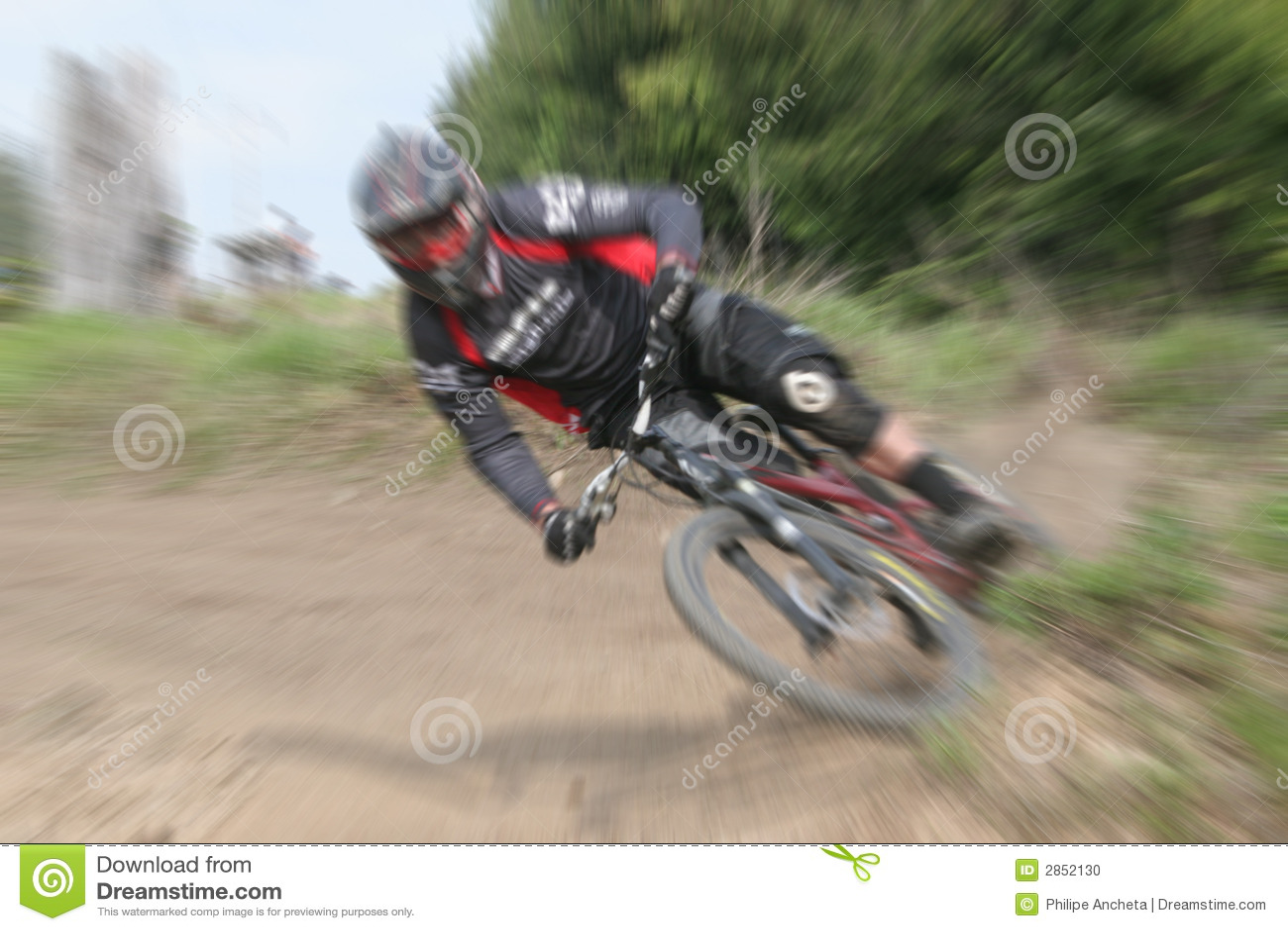 Rower górski zoom
