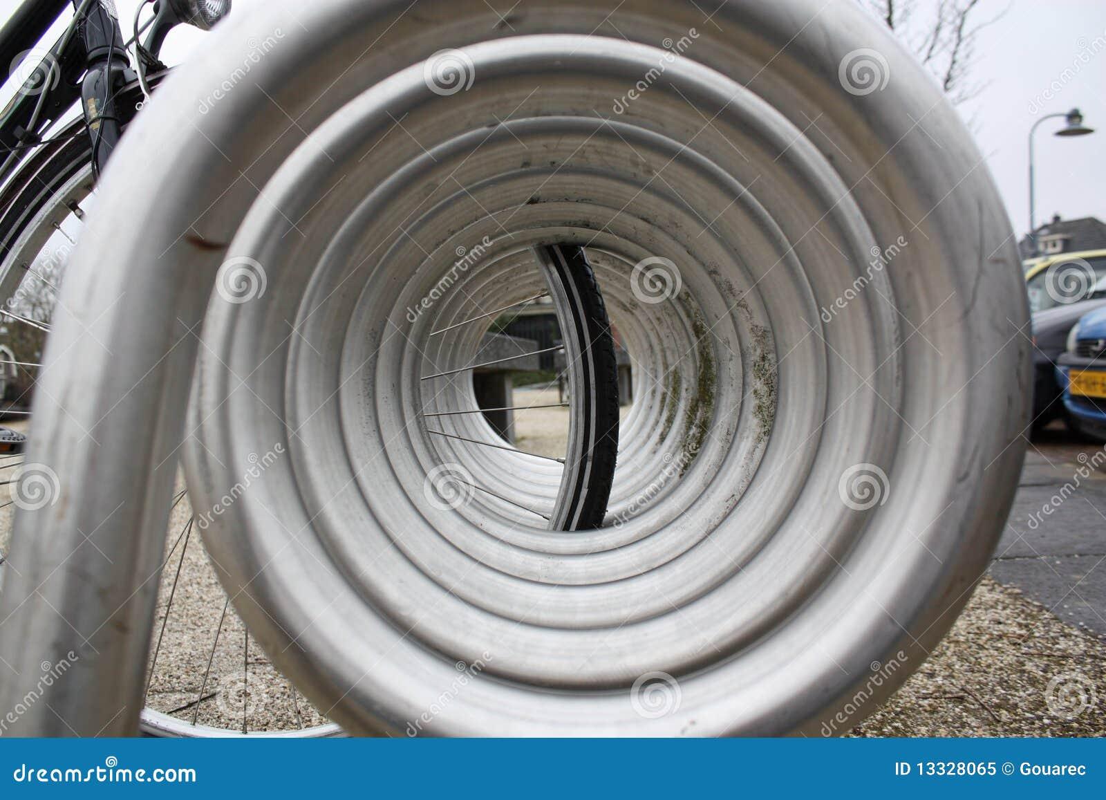 Rowerowy zamknięty nowożytny dręczy nowożytny