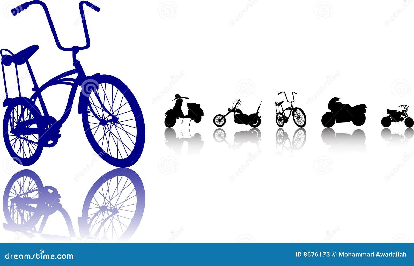 Rowery ustawiają sylwetkę