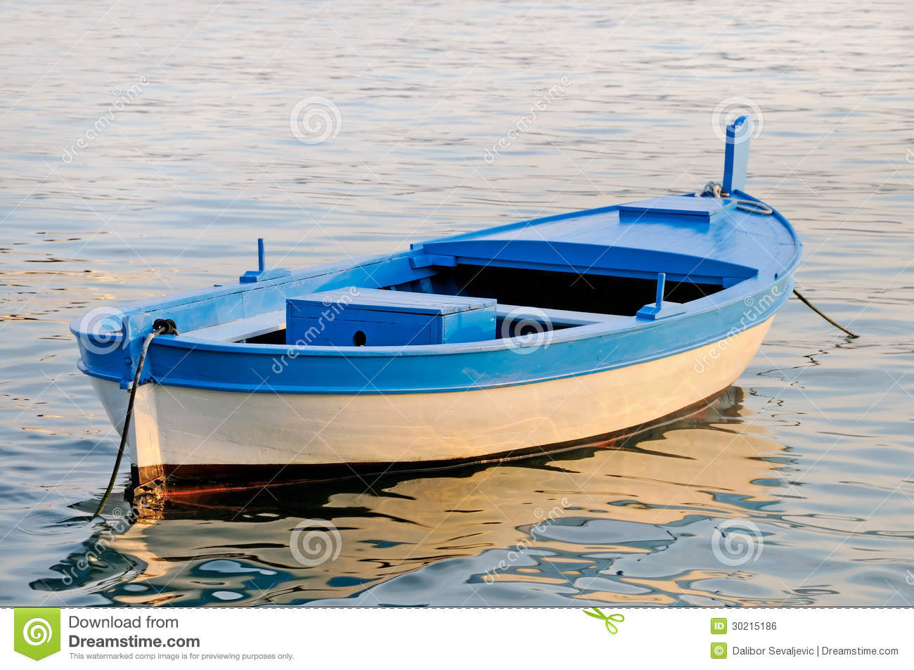 Old Wooden Rowboat Royalty Free Stock Image - Image: 30215186