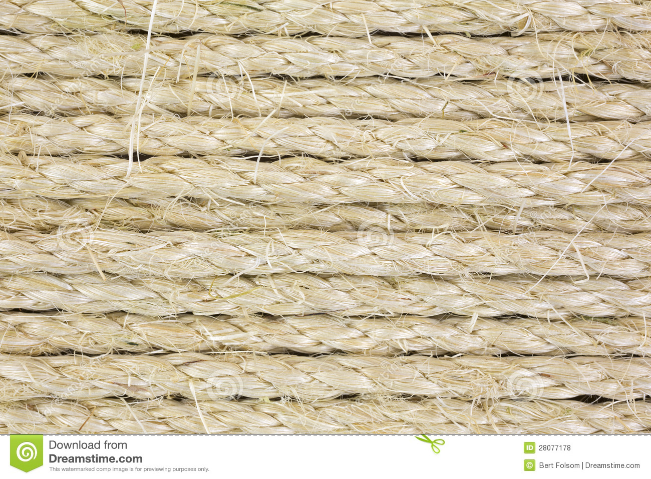 rows of sisal rope royalty free stock photos - Sisal Rope