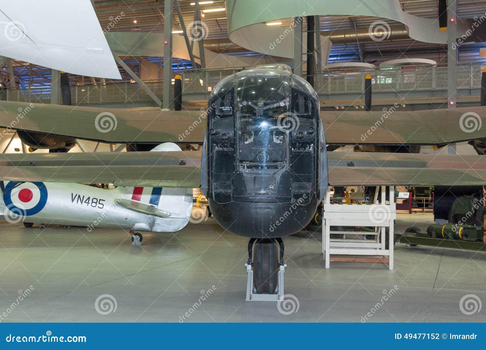 Royal Air Force Avro Lancaster B I PA474