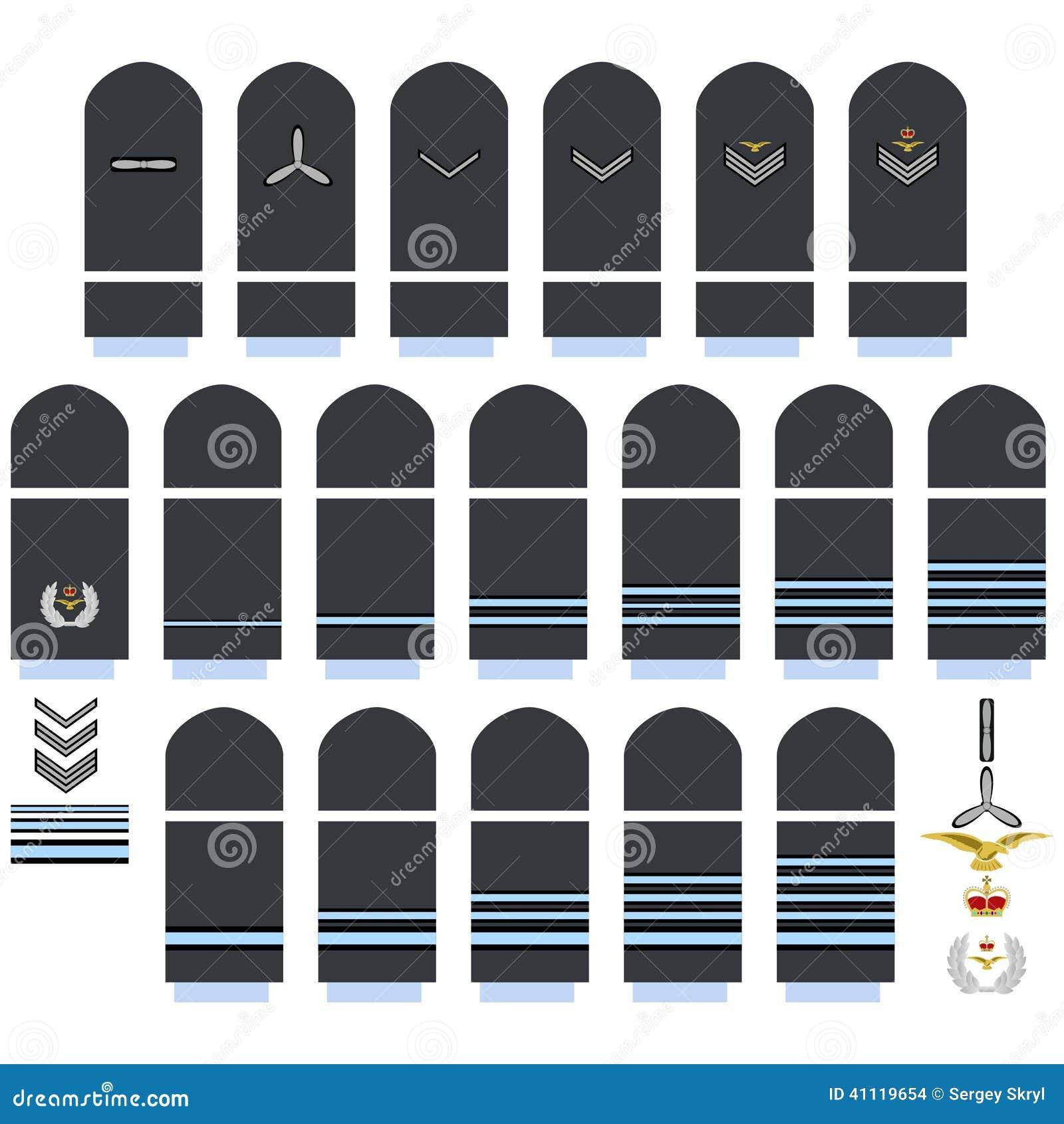 Air Force Ranks