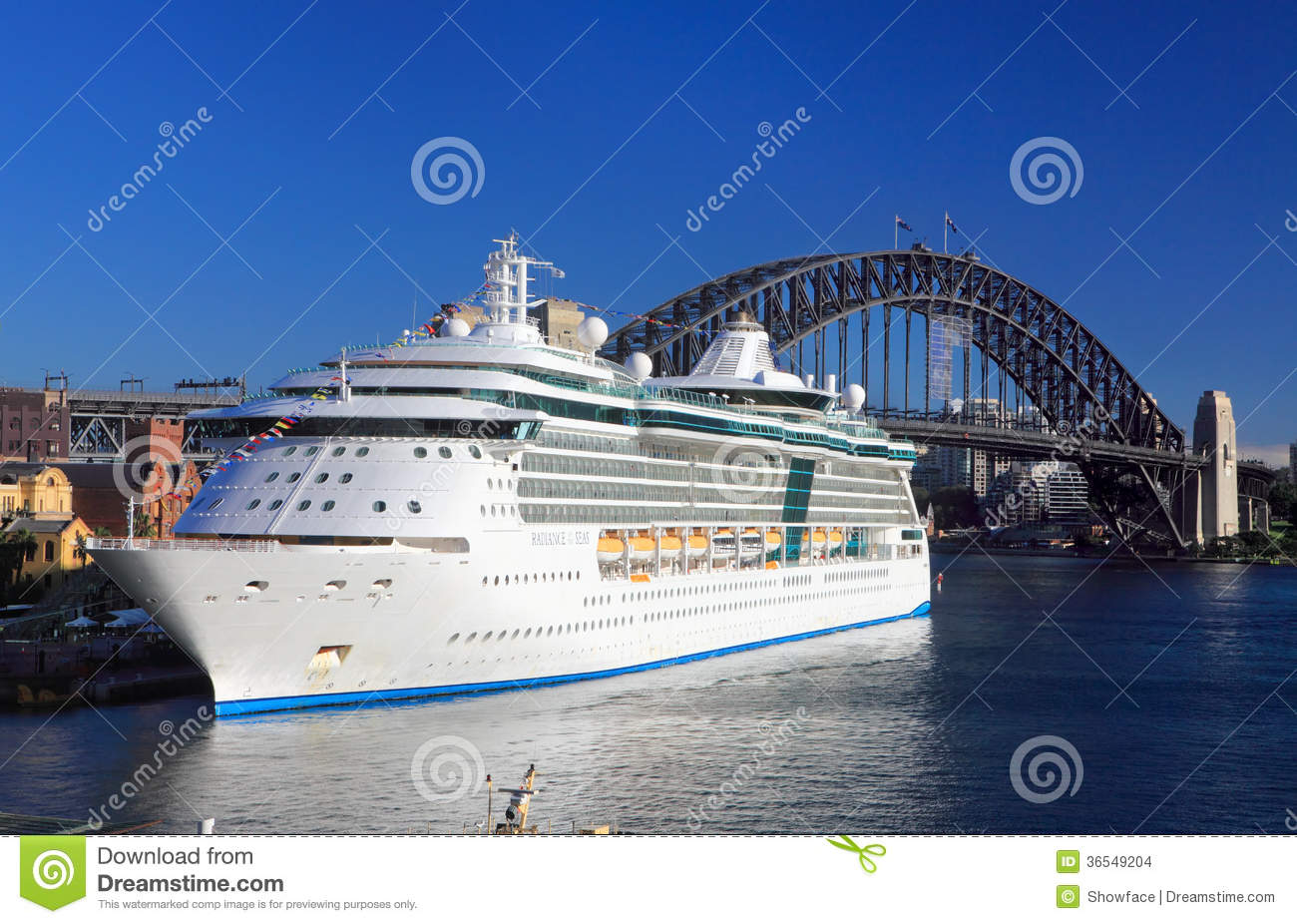 Royal caribbean cruises from sydney april 2014