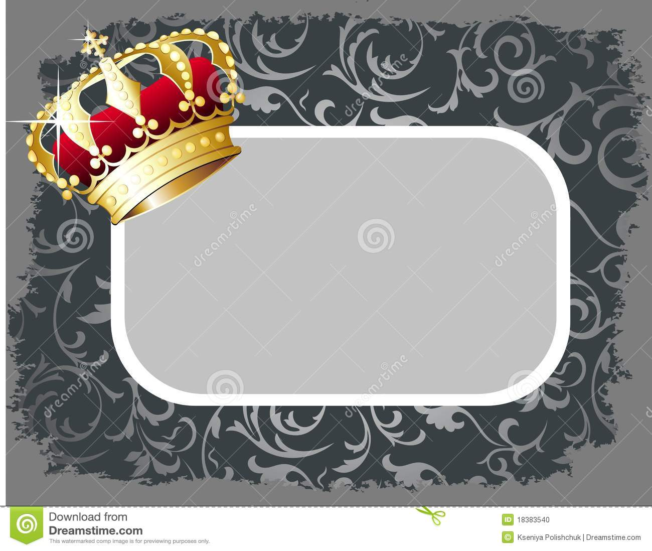 more similar stock images of royal crown frame