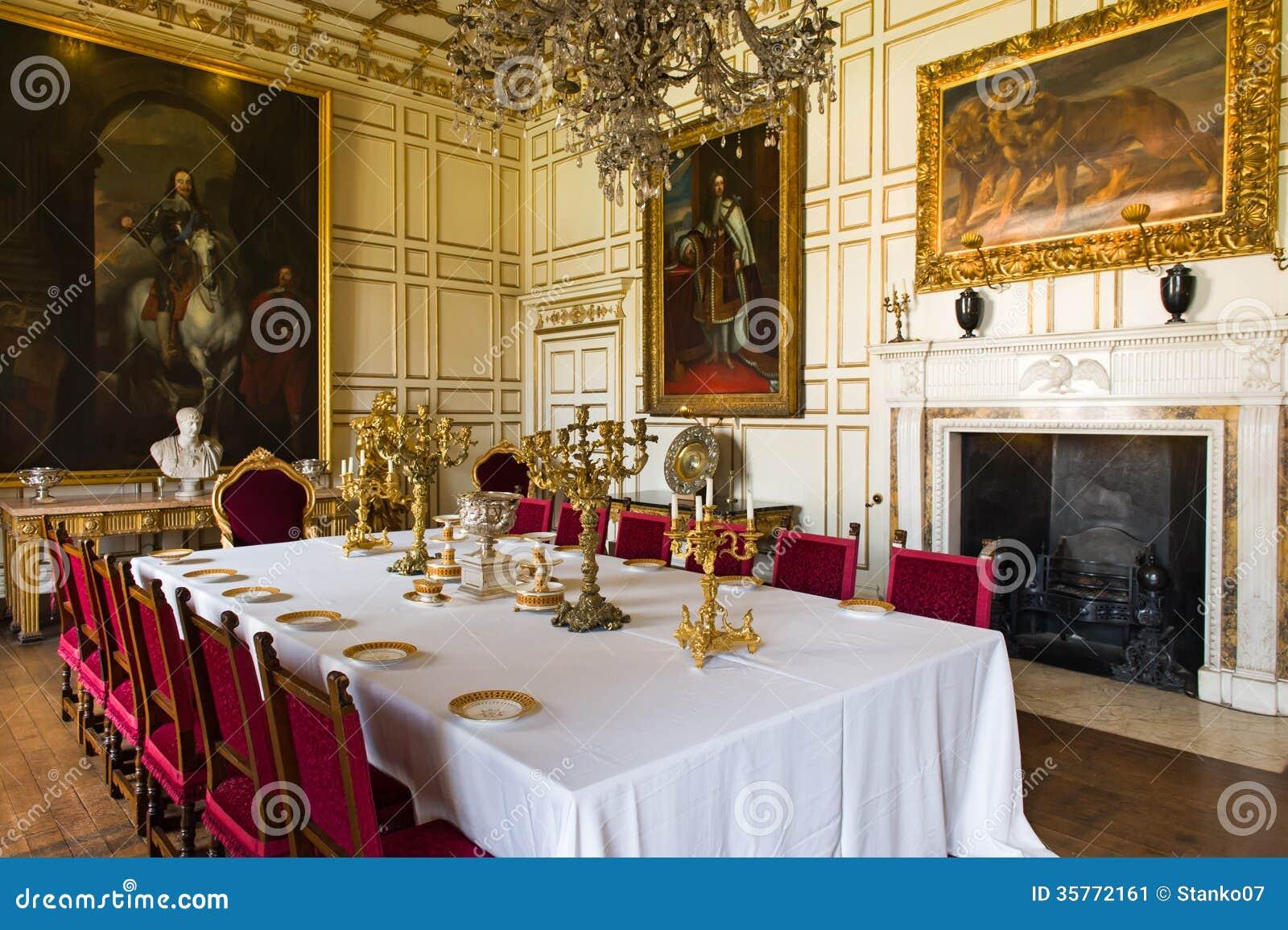 royal dining room editorial photo image 35772161