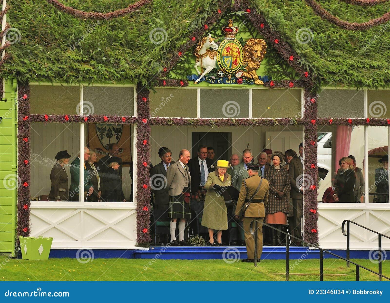 Royal family Presentation