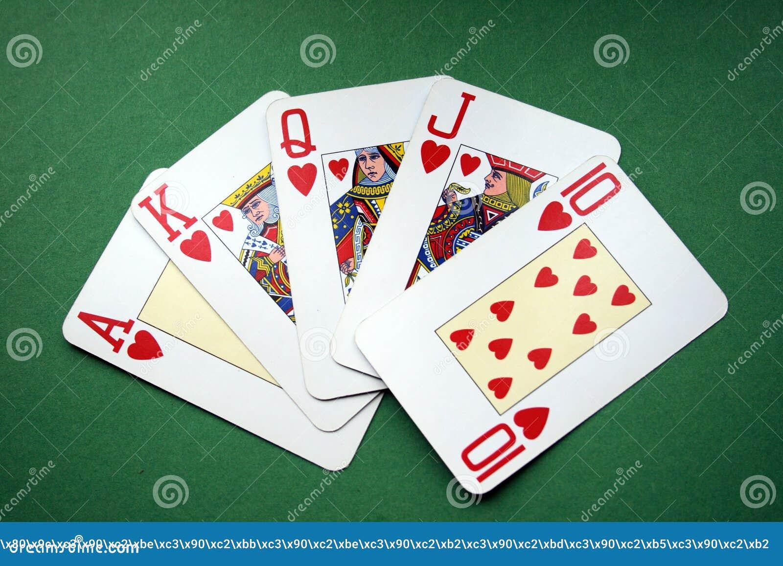 Royal Flash Poker