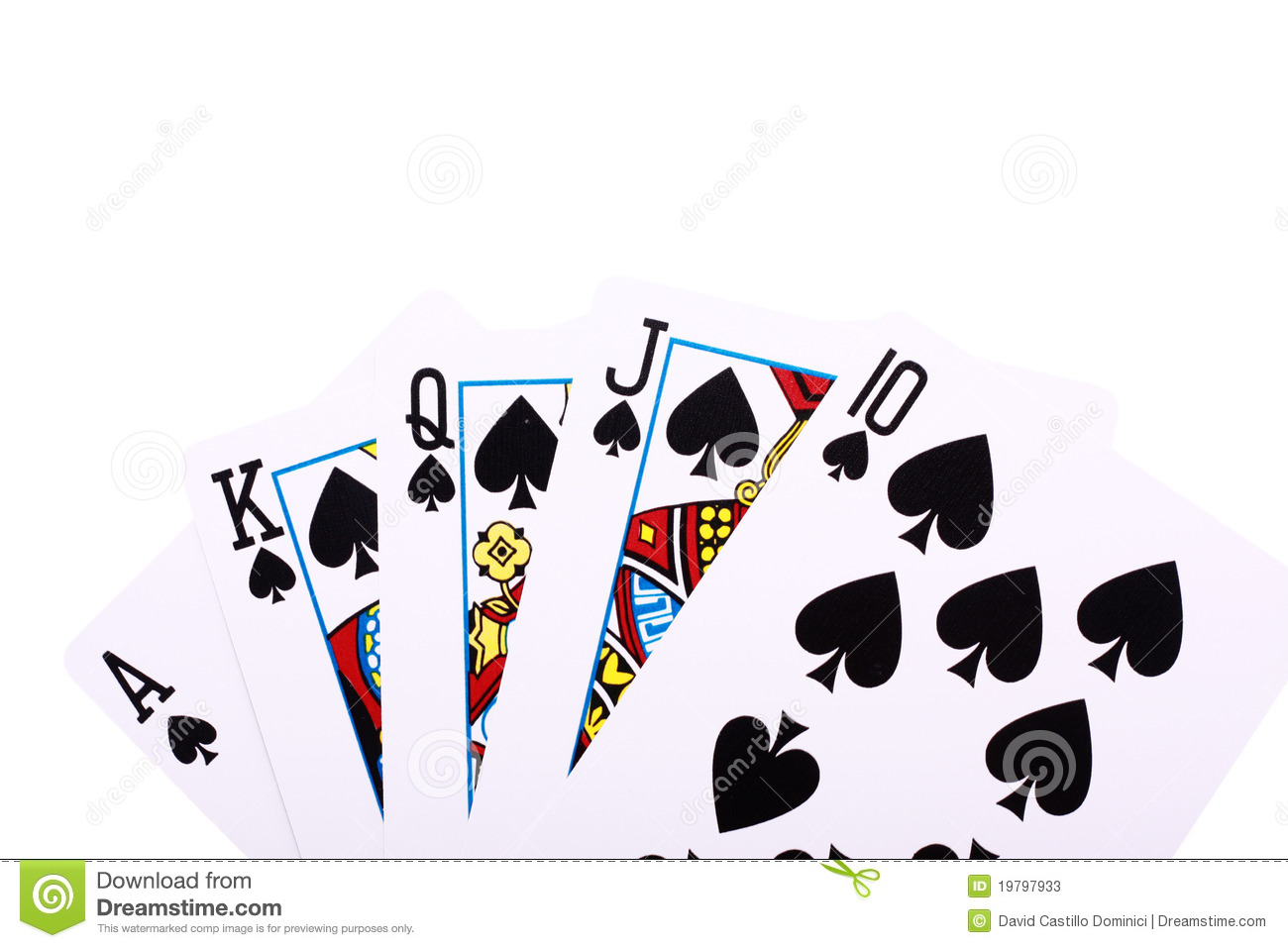 highest hand in poker royal flush