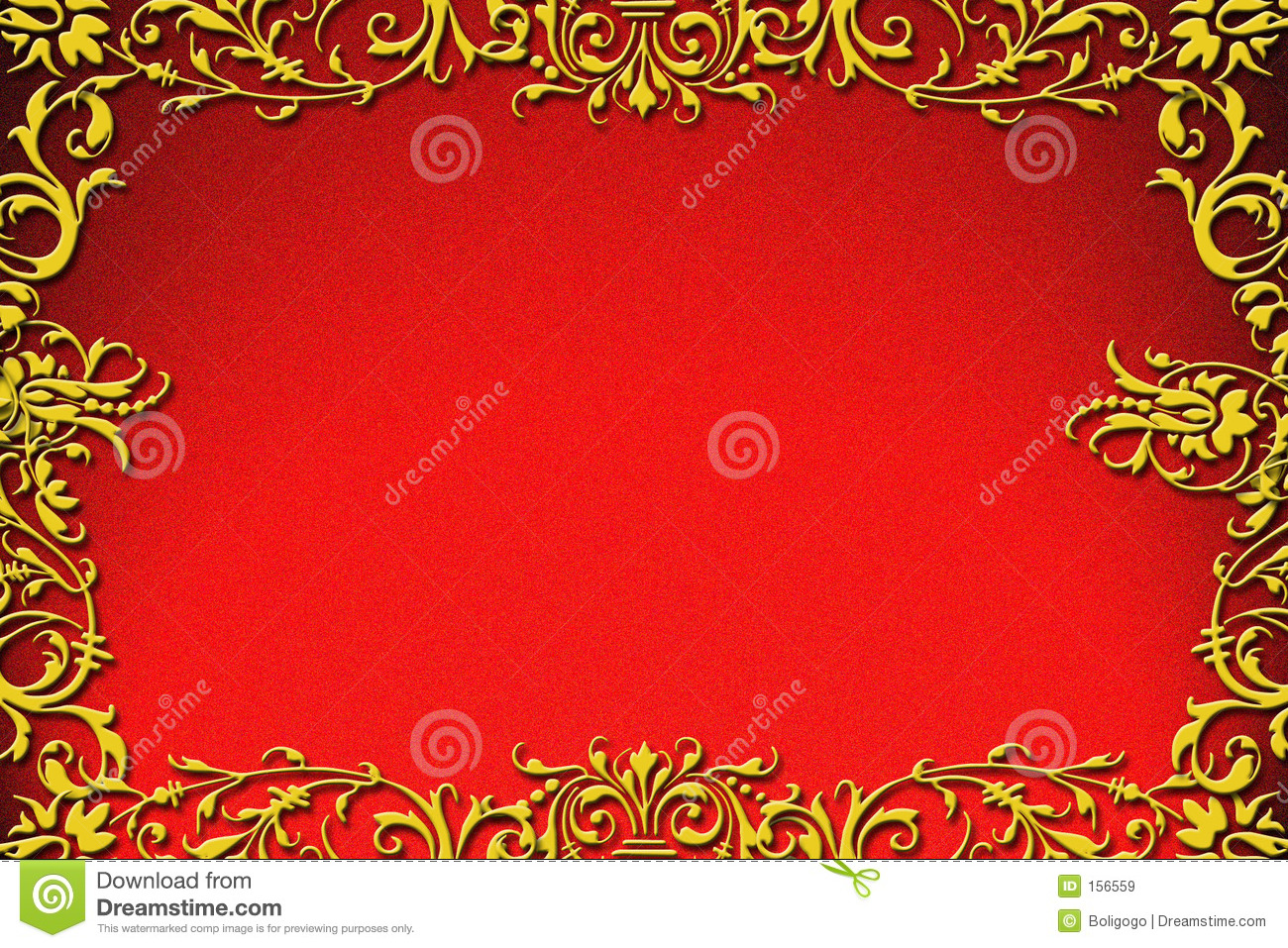 Royal Gold Royalty Free Stock Images