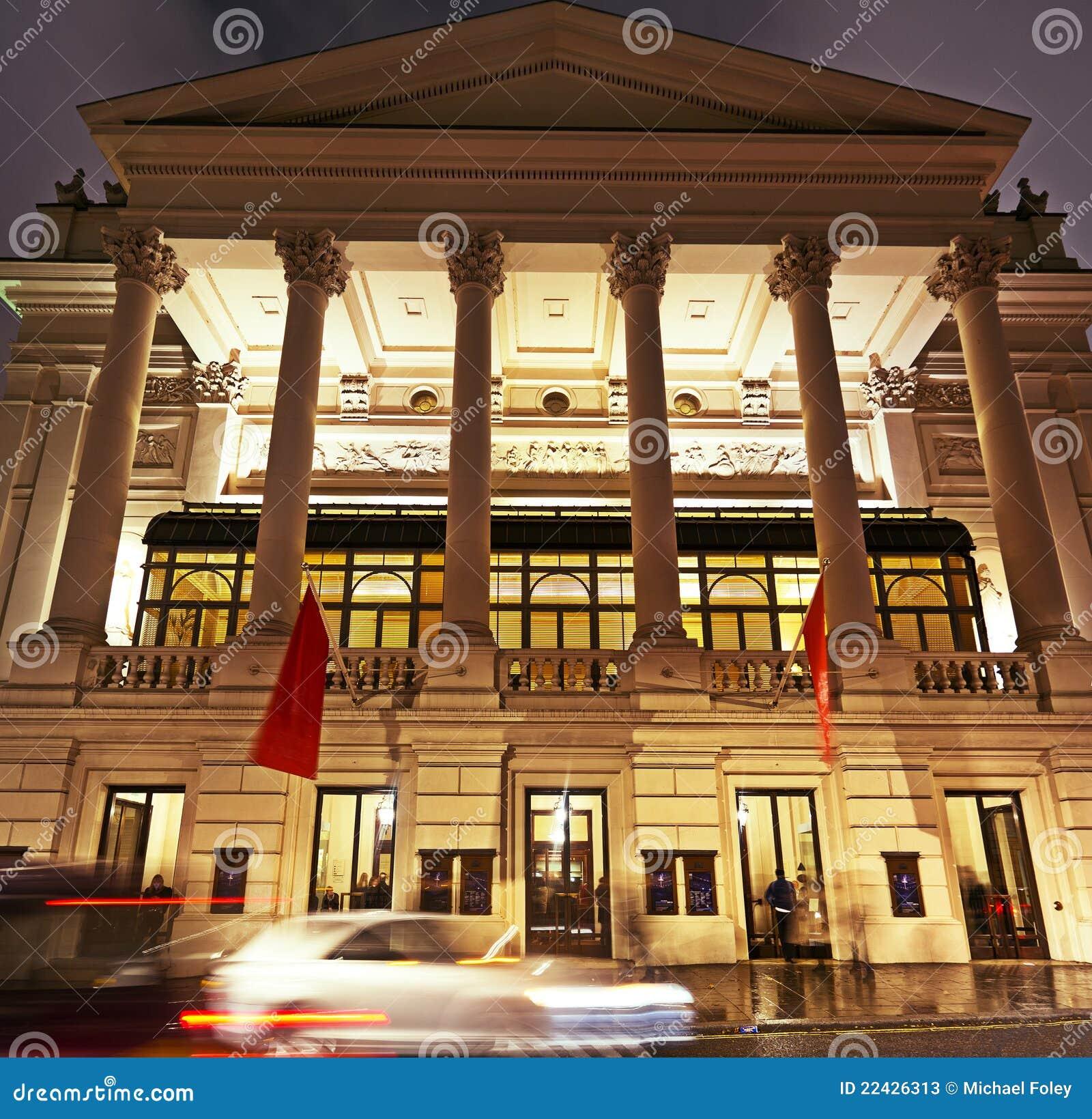 Royal Opera House Covent Garden London Stock Photos Image 22426313