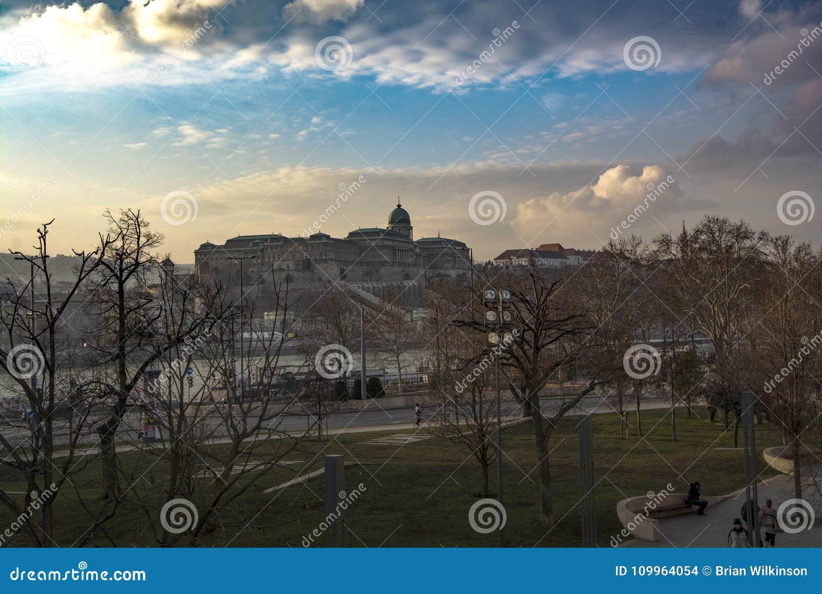 Royal Palace Boedapest
